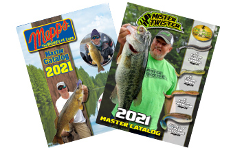 Mepps Master Catalog & Mister Twister® Tackle Catalog