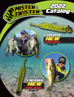 Fishing catalog download our free catalog mister twister for Free fishing catalogs