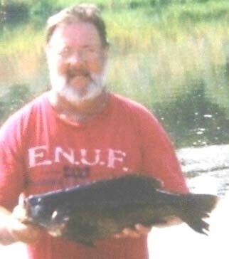 Photo of Bass Caught by Dan with Mister Twister  in Washington