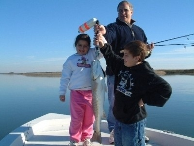 Photo of Redfish Caught by Captain Fritz with Mister Twister  in South Carolina - Mister Twister