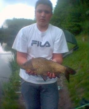 Photo of Carp Caught by Herbiniaux with Mister Twister Exude™ Corn Niblet in Belgium