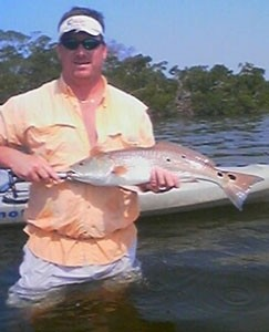 Photo of Adam's 11/30/-1 Redfish