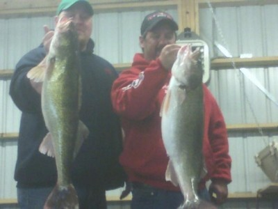Photo of Walleye Caught by Chad with Mister Twister G-Grub® in Wyoming