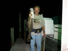 Photo of Snook Caught by Doug with Mister Twister Exude™ 3¾