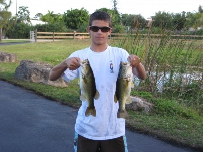 Photo of Bass Caught by Jesse with Mister Twister Exude™ 4¼