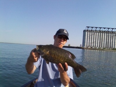 Photo of Bass Caught by Bob with Mister Twister G-Grub® in United States