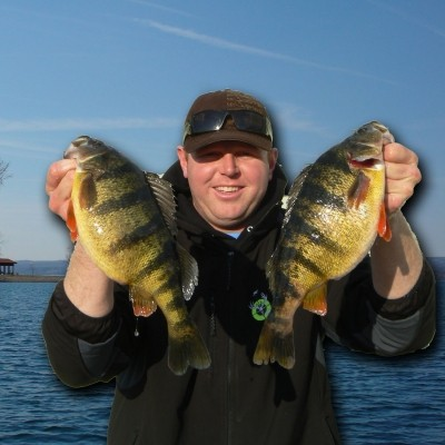 Photo of Perch Caught by Craig  with Mister Twister G-Grub® in New York