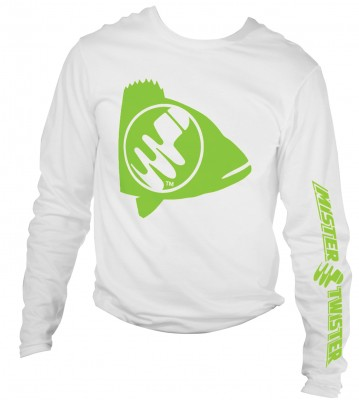 Mister Twister® Bass Logo T-shirt