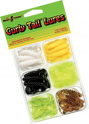 Lure Kit - Curly Tail® Lure