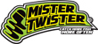 Mister Twister Die-cut Sticker 5x3 Thumbnail