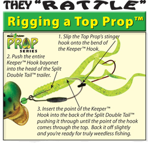 Rigging a Top Prop®