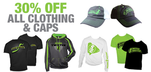30% off all Mister Twister® clothing and caps