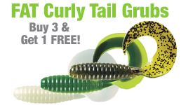 Buy 3 FAT Curly Tails and get 1 free