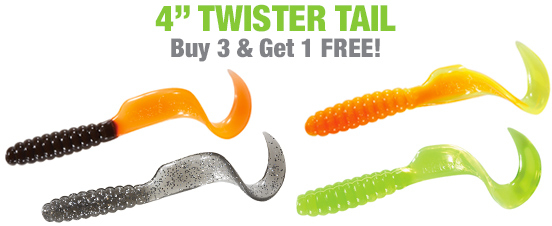 Mister Twister® BUY 3 and GET 1 FREE Web Special