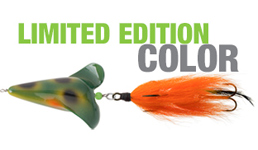Mister Twister® Limited Edition Super Top Prop Color Web Special